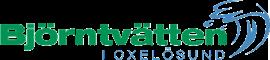 Björntvätten i Oxelösund Logotyp